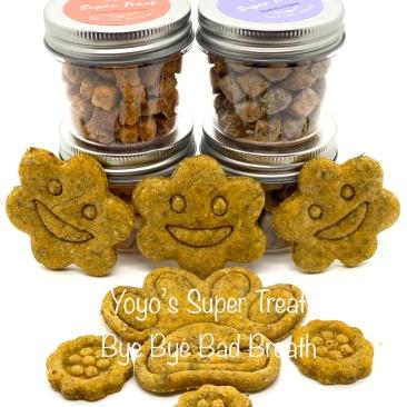 Yoyo's Super Treat Cookie