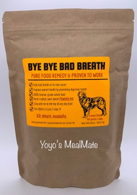 MealMate 10 days supply for large dog