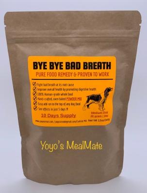 MealMate 10 days supply for medium dog