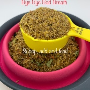 Power-Mix Scoop, Add and feed